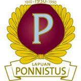 Ponnistus logo